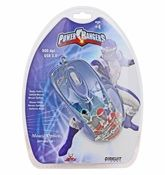 Power Rangers - Optical Mouse 4 Years+, Optical mouse with Power Rangers image