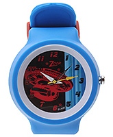 Titan Zoop Analog Wrist Watch - Blue and Red