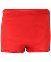 Buy Veloz Swimming Trunk Plain - Red