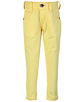 Dreamszone Full Length Trouser - Yellow