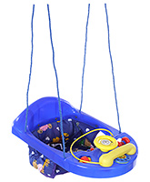 Buy  New Natraj Activity Swing - Blue and Yellow