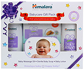 Buy Himalaya Herbal Baby Care Gift Pack - Pack of 4 Items