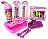 Buy Disney Princess School Kit - Set Of 5