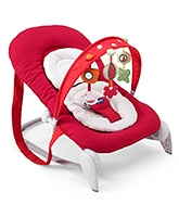 Buy Chicco Hoopla Baby Bouncer- Red Wave