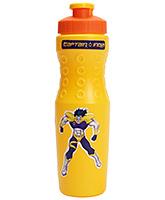 Buy Captain India Sipper Bottle Yellow Orange - 1 Litre