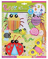 Buy Fab N Funky Room Decor 3D Foam Insects Stickers