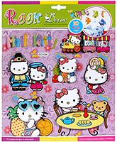 Buy Fab N Funky Muti Colour 3D Foam Decoration Stickers - Kittens