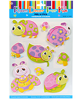 Buy Fab N Funky  Handmade 3D Decoration Stickers - Turtle
