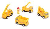 Buy Speedage Pop the Builder  Construction Set - Yellow