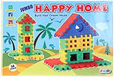 Fair Ind Jumbo Happy Home - 38 Pieces