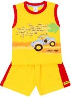 Child World - Sleeveless T-Shirt Suit