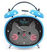 Buy Fab N Funky Boo! Boo! Little Boo! Print Baby Clock- Blue