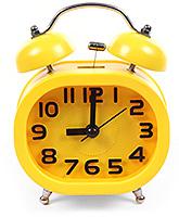 Buy Fab N Funky Baby Alarm Clock- Yellow