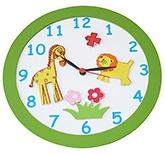 Buy Kidoz Animal Print Clock