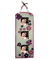 Buy Kidoz Butterfly And Flower Print Frame