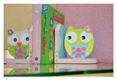 Kidoz Owl Bookend
