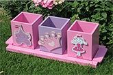 Kidoz 3 in 1 Tray Set Princess
