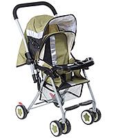Buy Fab N Funky Stroller Green - World Baby Print