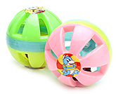 Buy Kumar Toys Small Ball Rattle Set - Contains 2
