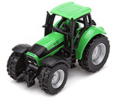 Buy Siku Agrotron Construction Vehicle- Green