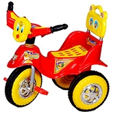 Buy Cosmo Tweety Duck Tricycle - Red And Yellow