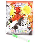 Fab N Funky Magic Painting Book With Pen