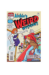 Buy Archie Comics 12 Archie Weird Mysteries - English
