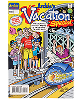 Buy Archie Comics 5 Archies Vacation - English