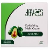 Jovees Revitalising Night Cream - Avocado