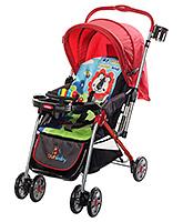 Sunbaby Stroller - Red Lion