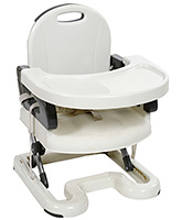 Buy Mastela Booster to Toddler Seat - Grey And Cream