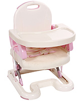 Buy Mastela Booster to Toddler Seat - Pink And Cream