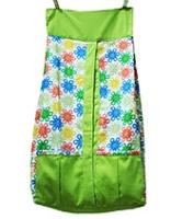 Buy Kadam Baby Flowery Printed Diaper Stacker