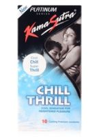 Kamasutra Chill Thrill Condoms - Pack of 10