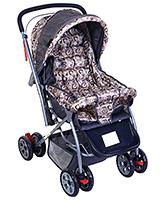 Buy Luv Lap Baby StarShine Baby Stroller 99-1 - Grey