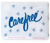 Women's Hygiene - Carefree Sanitary Pads - Regular