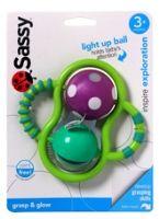 Sassy Grasp & Glow Rattle