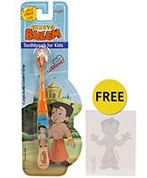 Buy Chhota Bheem Soft Tooth Brush Orange