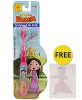 Buy Chhota Bheem Soft Tooth Brush Chutki - Pink