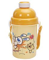 Buy Fab N Funky Table Peng Peng Water Bottle- Yellow