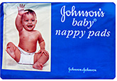 Buy Johnsons Baby Nappy Pads - 10 Pads