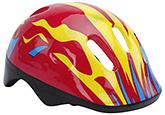 Fab N Funky Printed Helmet - Red