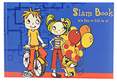 Buy Archies Slam Book - Blue Cover With Cartoons
