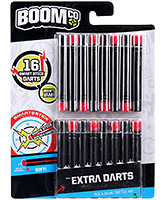 Buy Boomco Extra Darts - Black And Red