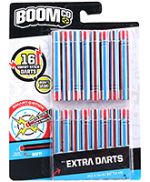 Buy Boomco Extra Darts - Blue And Red