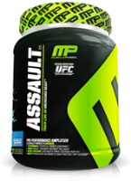 Muscle Pharm Assault Pre-performance Amplifier - Blue Arctic Raspberry