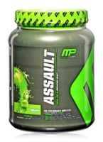 Muscle Pharm Assault Pre-Performance Amplifier - Green Apple