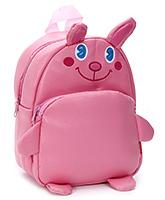 Buy Fab N Funky School Bag Rabbit Design - Pink