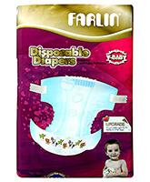 Farlin - Disposable Diapers Extra Large, 13 kg, 18 Pieces