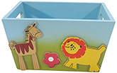 Buy Kidoz Animal Design Utility Container - Light Blue
